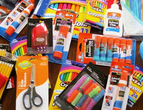 Glue Sticks, Etc. – Tips for Surviving Back to School Shopping