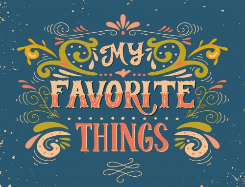 Our Favorite Things 2017 – Making Connections