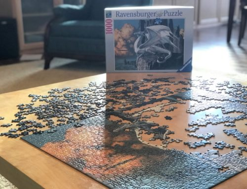 What's Got You Puzzled?
